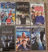 PSP movies in CyFair, Texas