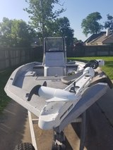 2012 Xpress, Aluminum Bay Boat (also lake). 20 FT, 117 HP Motor, 4 Stroke 70 lb 24 volt Trolling... in Kingwood, Texas