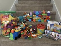 HUGE toy lot from baby to toddler in Beaufort, South Carolina