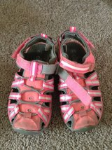 Girls Size 10 Sandals in Aurora, Illinois