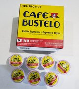 Cafe Bustelo Espresso Style K-Cup Pods, 25 Count in Fort Campbell, Kentucky