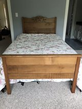 1880's Eastlake style Headboard and Footboard in Baytown, Texas