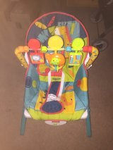 fisher price rocking chair w/ vibration soother in Lakenheath, UK