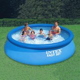 """INTEX Inflatable Pool w/ Accessories- 10' x 30"""" Used one Season - $50 (Evergreen Park) in Naperville, Illinois"""
