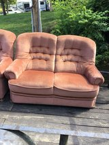 curb alert sofa and love seat in Clarksville, Tennessee
