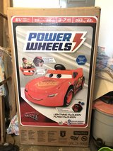 power wheels lightning McQueen in Travis AFB, California
