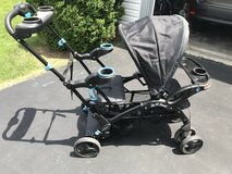 Sit & stand stroller in Elgin, Illinois