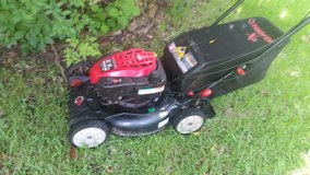 "Troy-Bilt XP 21"" self-propelled mower in Cleveland, Texas"
