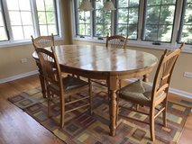 Pottery Barn table and chairs in Tinley Park, Illinois