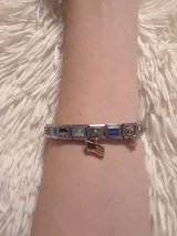 D'linQ charm bracelet in Fort Campbell, Kentucky