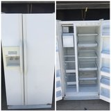 Kenmore side by side Refrigerator/freezer in Barstow, California