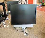 "Dell 19"" Monitor With Soundbar in Camp Lejeune, North Carolina"