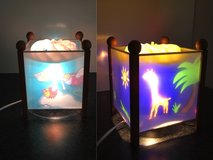 Trousselier Magic Lantern and Rotating Night Light - 2 Themed Shades in Stuttgart, GE