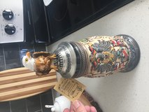 Limited edition German beer stein in San Antonio, Texas