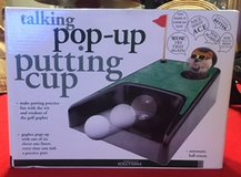 Talking Pop Up Putting cup in Camp Lejeune, North Carolina