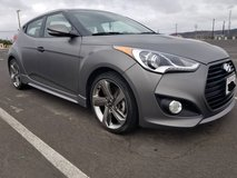 2015 Hyundai Veloster TURBO fully LOADED!!  $15,550 in Camp Pendleton, California
