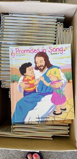 Promises in song Series 3 fulfillment in Jesus childrens books new in Alamogordo, New Mexico