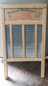 old washboard in Fort Knox, Kentucky