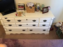 White Dresser in Alamogordo, New Mexico