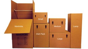 Wanted: Moving boxes in Oceanside, California