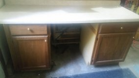 2 cabinets with countertop in Chicago, Illinois
