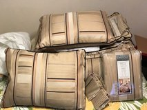 King size Croscill bed set in Cleveland, Texas