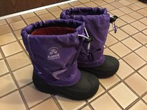 Girls Kamik Winter Boots - size 11 excellent condition in Naperville, Illinois