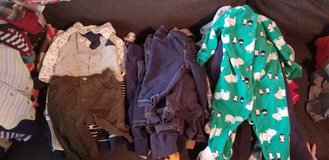6 month boy clothes (winter) in Travis AFB, California