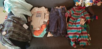9 months boy clothes in Travis AFB, California