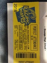 raging waves ticket in Sugar Grove, Illinois