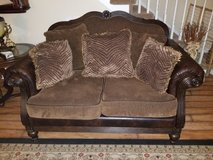 Couch loveseat and table in Clarksville, Tennessee