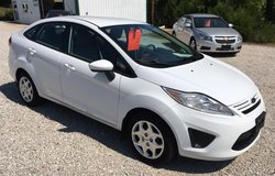 2012 Ford Fiesta , 102,000 miles! in Fort Leonard Wood, Missouri
