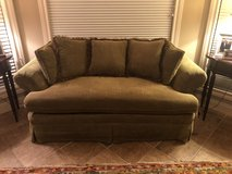 Elegant Loveseat Couch in Houston, Texas