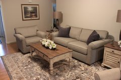 Sofa and matching chair in Fort Campbell, Kentucky