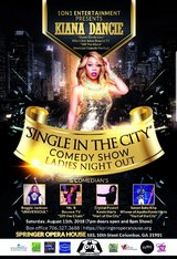 Tickets Single in the City all female Comedy show in Columbus, Georgia