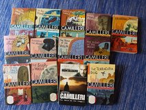 13 paperback Inspector Montalbano detective mysteries--great summer reading in Wiesbaden, GE