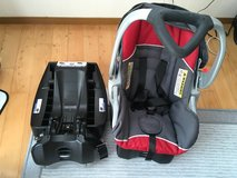 Jogger Stroller and Car Seat PLUS EXTRA BASE in Okinawa, Japan