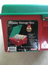 Holiday Storage Box NEW in Joliet, Illinois
