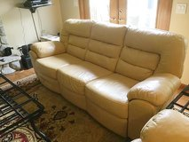 Leather Reclining Living Room Set in Fort Knox, Kentucky