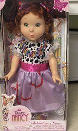 "FABULOUS FANCY NANCY 18"" Doll Jakks Pacific Red Hair Green Eyes Poodle Skirt in Beaufort, South Carolina"