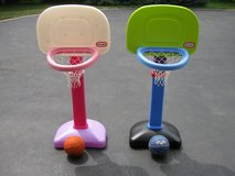 Little Tikes Basketball Hoop in Joliet, Illinois
