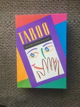 Taboo Board Game - Like new! in Westmont, Illinois