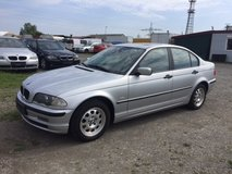 2001 BMW 318i,Manual,New Inspection+Warranty in Ramstein, Germany
