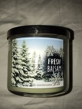Bath and body works candle in Leesville, Louisiana