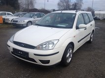 2002 Ford Focus,Automatik,New Inspection+Warranty in Ramstein, Germany