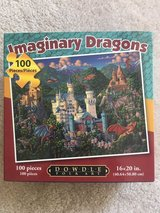 New Puzzle Imaginary Dragons 100 pc in Chicago, Illinois