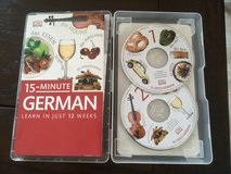 German Language Book w/Audio CDs in Ramstein, Germany
