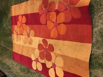 60 s /70 s style rug hand made in Ramstein, Germany