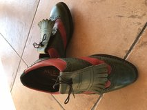 woman Mc Lean Germany leather golf shoes EUR 39 = US 8 in Ramstein, Germany
