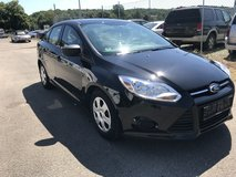 Ford Focus 1.8 2013 Automatic in Ramstein, Germany